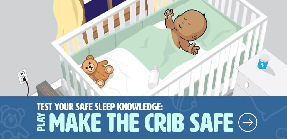 Share the Game: Make the Crib Safe